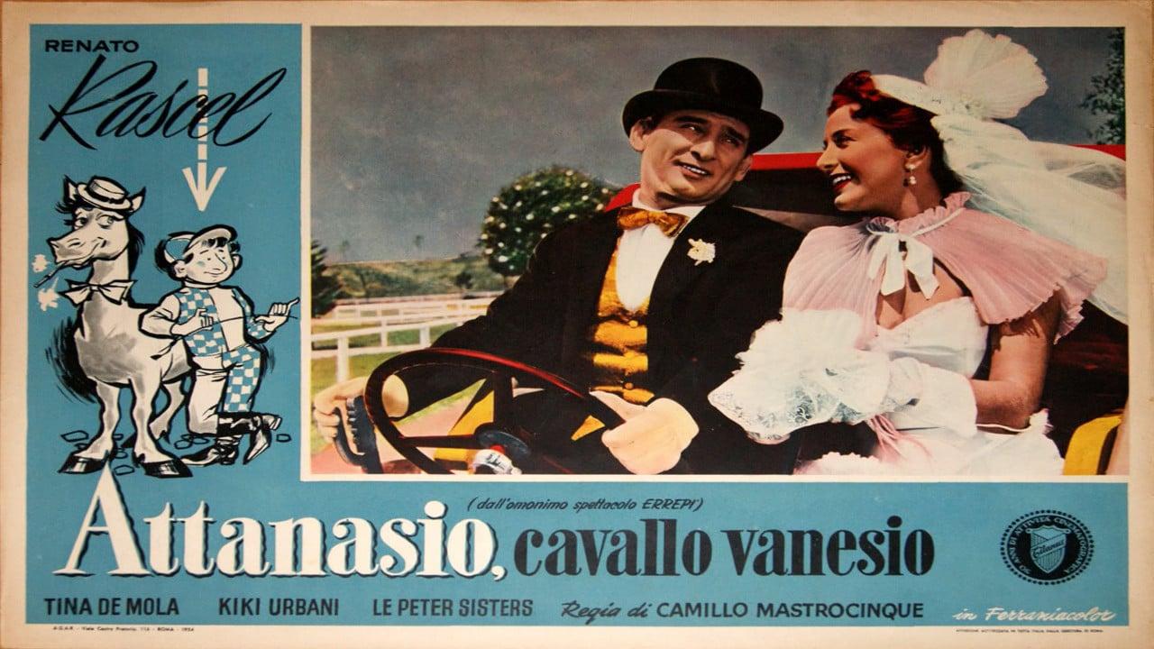 Attanasio cavallo vanesio - 1953